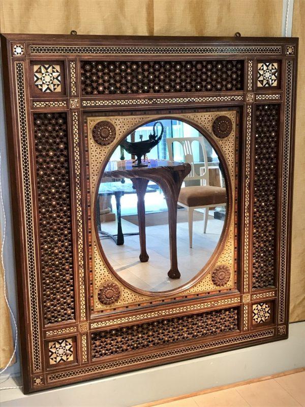 Miroir 19 ème – vendu –