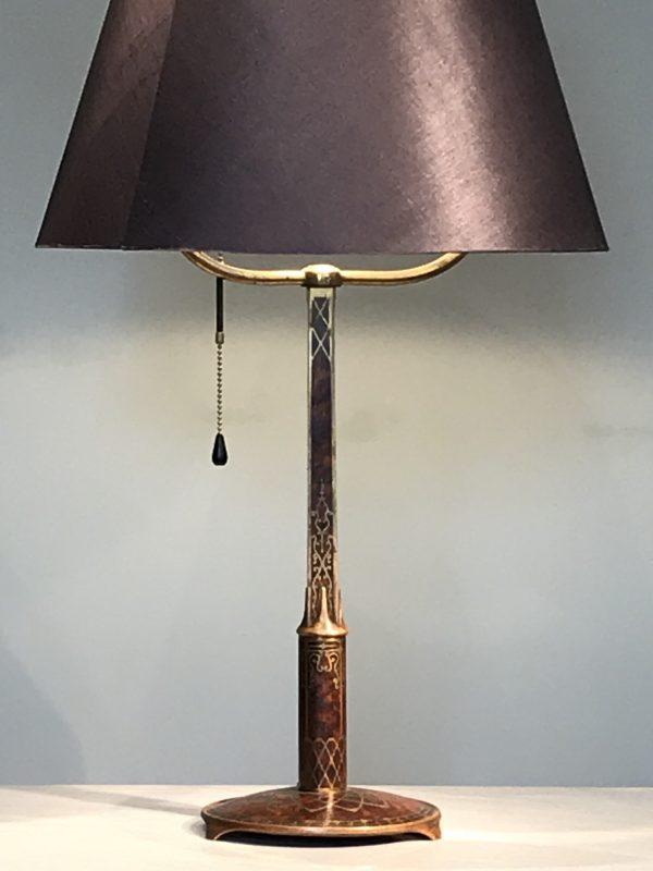 Lampe de chevet.